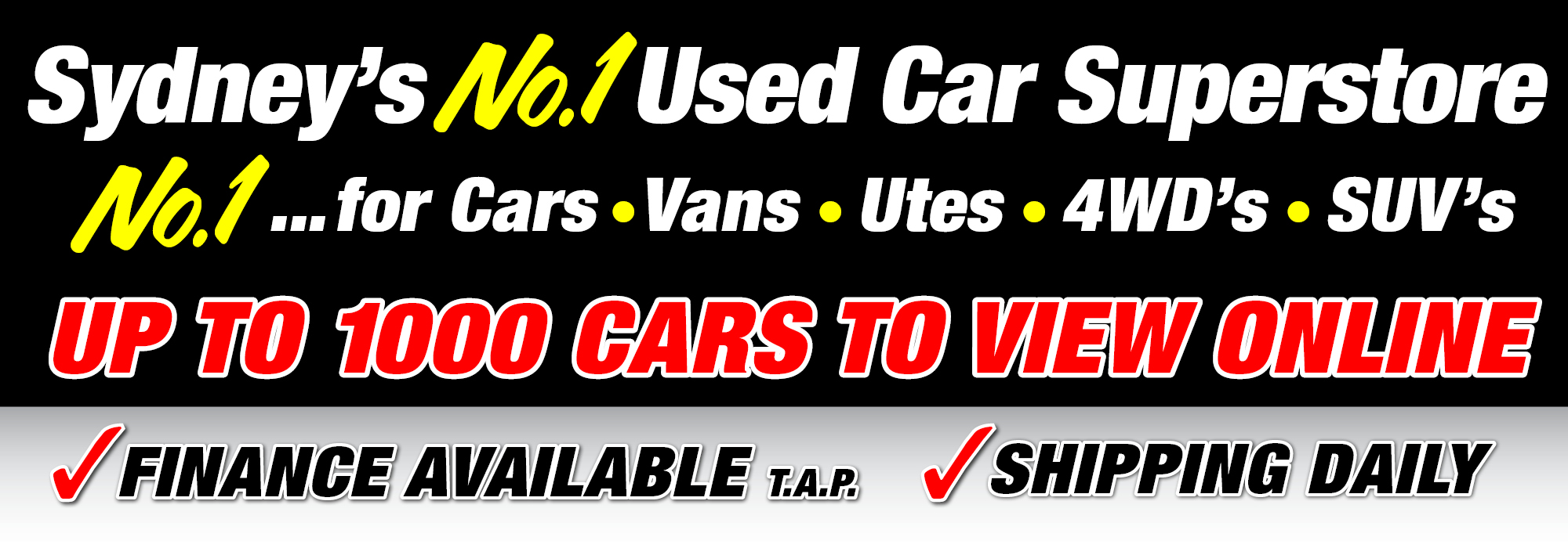 Cheapest Car Dealers In Sydney